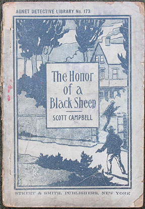 Image for The Honor of a Black Sheep.