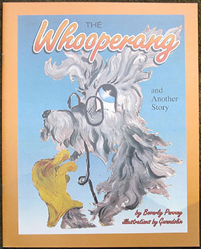 Image for The Whooperang & Another Story. Illustrated by Gwendolin McKie.