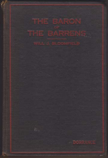 Image for The Baron of The Barrens.