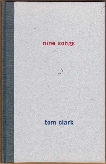 Image for Nine Songs.