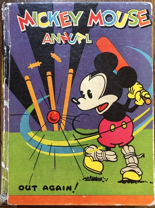 Image for Mickey Mouse Annual. Produced with the Consent of Walter E. Disney. [Annual #4].