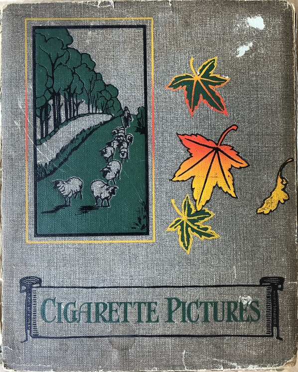 Image for A Collection of 768 British Tobacco Cards. 1912  1918.